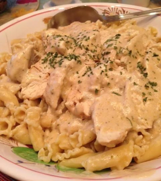 Crockpot Creamy Ranch Chicken Recipe