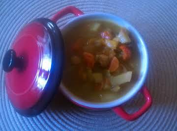 My Mulligatawny Stew