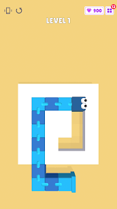 Maze Fit MOD (Unlimited Gold Coins) 1