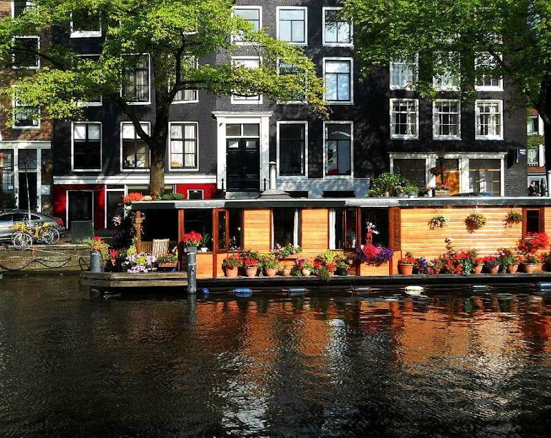 L'estate di Amsterdam di Rossella Valitutti