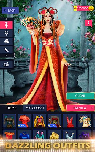 Dress Up Games Stylist - Fashion Diva Style ud83dudc57 3.5 screenshots 5