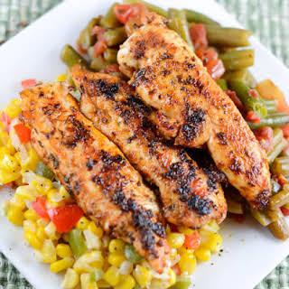 Blackened Chicken Healthy Recipes.