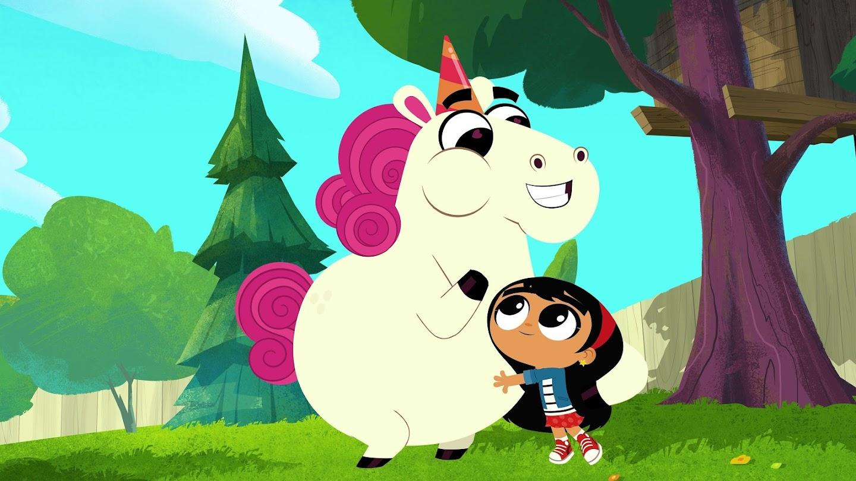 Go Away Unicorn!