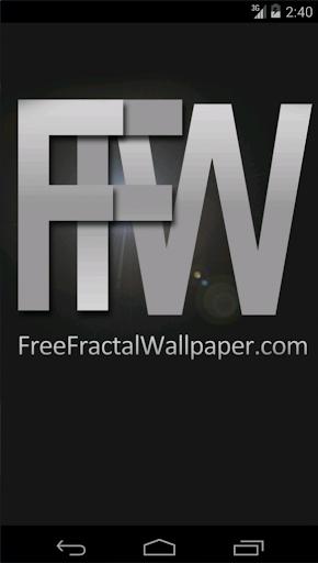 FreeFractalWallpaper