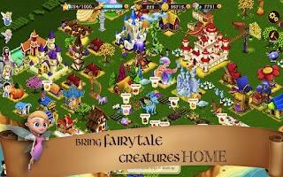 Screenshot of FairyTale City