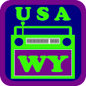 USA Wyoming Radio icon