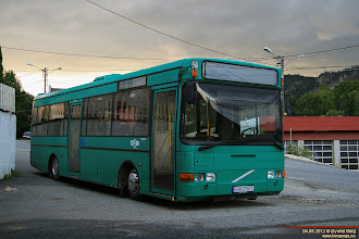 Photo: UA 17802 hos Lierbussen i Sylling, 04.08.2012.