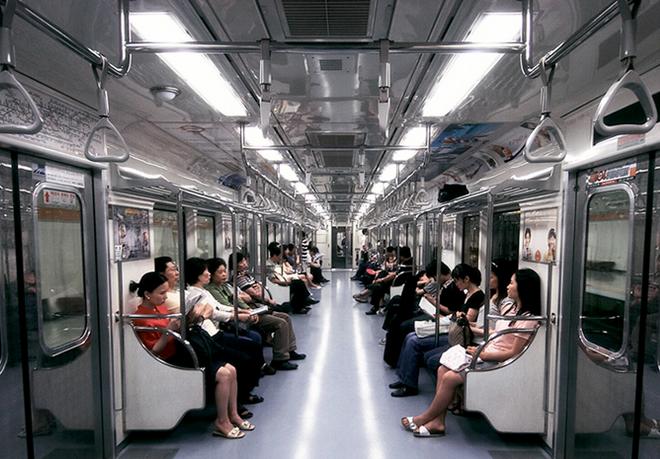 Nên có ý thức khi tham gia giao thông tại Hàn.