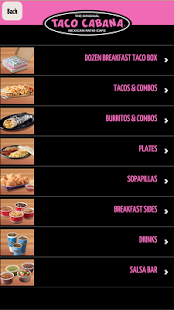 Taco Cabana- screenshot thumbnail