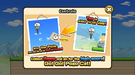 Go! Go! Pogo Cat android2mod screenshots 6