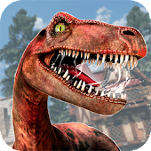 Epic Battle Dinosaur Racing 3D - Dino Simulator 17