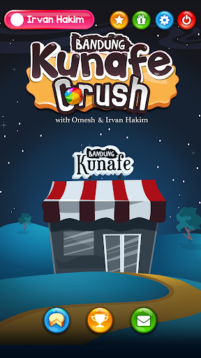 Bandung Kunafe Crush with Omesh & Irfan Hakim (Unreleased) screenshot 1