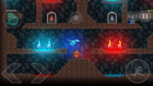 Fireboy and Watergirl : Online 1.9.9 {cheat|hack|gameplay|apk mod|resources generator} 1