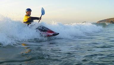 Photo: 18. Adrian surfing