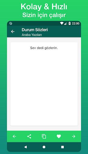 Durum Sözleri 1.9.0 screenshots 5