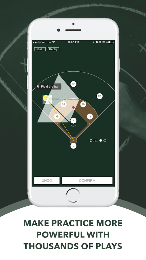 Thinking Baseball- screenshot