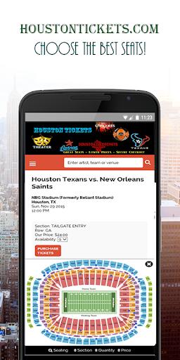 Houston Tickets