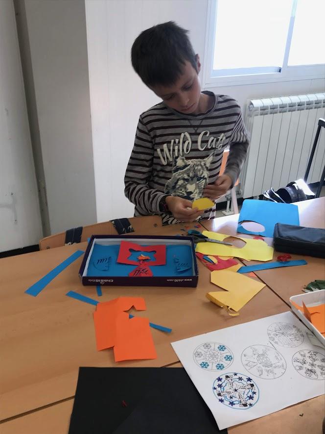 Treballem Henri Matisse (CS)