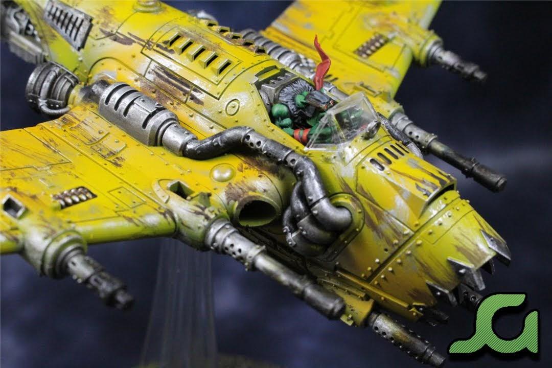 Dakka Jet 1 Close
