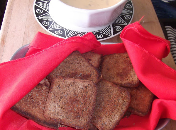Rye Crispies Recipe