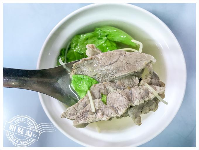 阿財雞絲麵豬舌肉湯