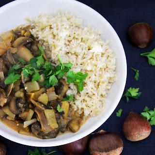 Mushroom Stroganoff Creme Fraiche Recipes.