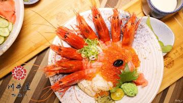川井屋生魚片丼飯專賣店