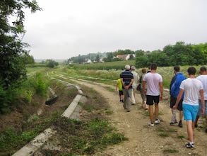 Photo: Séta a falu körül