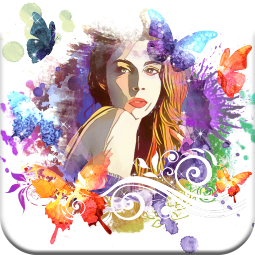 Picture Art Painting Filters Effects Icon