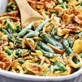 The Best Green Bean Casserole.