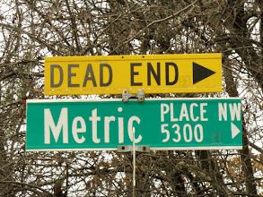 Photo: Day 11-Street Sign Wisdom