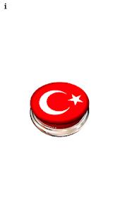 Download Turkey button - Türkiye buton For PC Windows and Mac apk screenshot 1