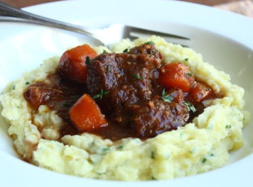 Beef In Guinness (stout Beer) Recipe