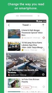 Kurio – App Berita Indonesia - screenshot thumbnail