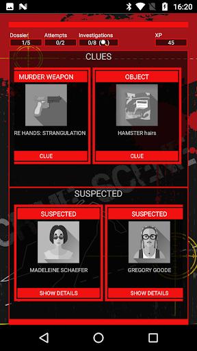 Detective Games: Crime scene investigation apktreat screenshots 1