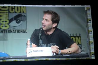 Photo: Saturday - Man of Steel panel; director Zack Snyder