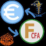 CFA Francs to Euros converter