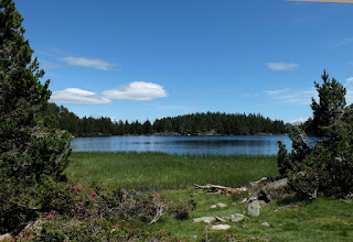 Photo: Capcir:  estany del Viver