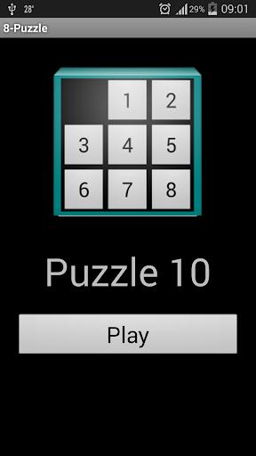 8 puzzle 10