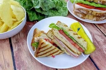 Picnic Club Sandwich