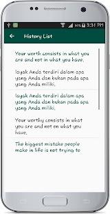 English Indonesian Translate - náhled