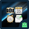 Theme for Blackberry icon