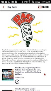 VT Radio- screenshot thumbnail