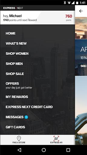 EXPRESS Screenshot