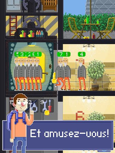 Simulateur d'ascenseur  captures d'u00e9cran 9