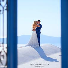 Wedding photographer dimitris lykourezos (lykourezos). Photo of 10.12.2016