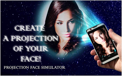 Face Projector Simulator Prank