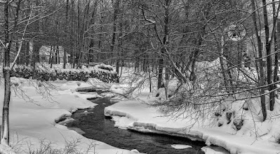 Photo: Snowy scene in Williamsburg, Mass.  #winter #snow #nikon #williamsburg