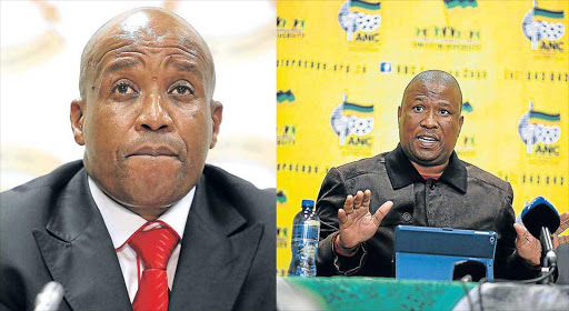 Senior SA Communist Party leaders in the Eastern Cape have dumped premier Phumulo Masualle in favour of Oscar Mabuyane as the next ANC provincial chairman.