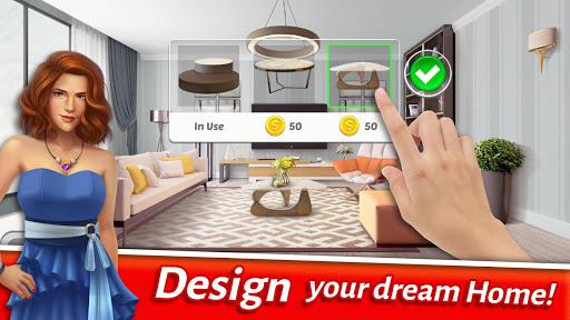 Home Designer - Match + Blast to Design a Makeover screenshots 3